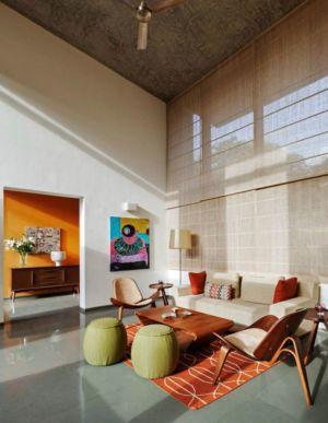 salon - L-Plan-House Klosla Associates - Bangalore, Inde