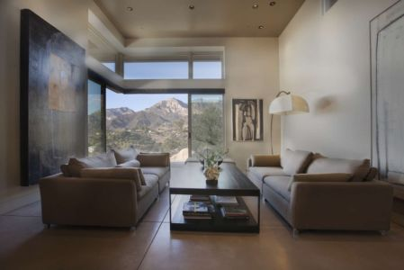salon - Las Canoas par Thompson Naylor Architects - Santa Barbara, CA, Usa