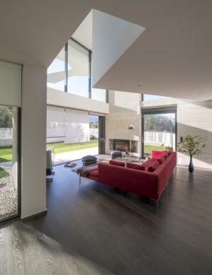salon - Paradox house par Klab architecture - Athènes, Grèce