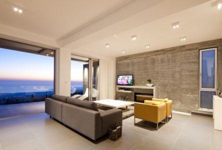 salon - Prodromos and Desi Residence par VARDAstudio - Paphos, Chypre