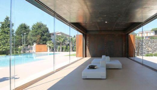 salon - Sicillian-Farm-Renovation par ACA Amore Campione Architettura - Sicile, Italie