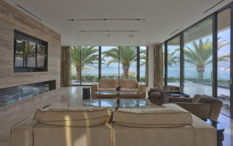 salon - Touristic Villa 'S, M, L' par studio SYNTHESIS - Tivat, Montenegro