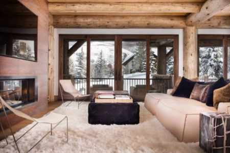 salon - Vail-Ski-Haus par Read Design Group - Vail, USA