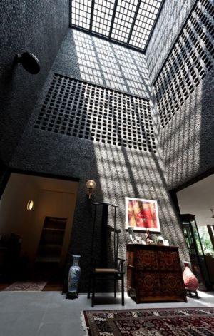 salon - Victoria-Park par Ipli Architects - Singapour