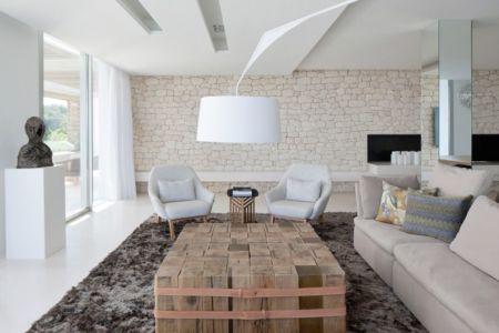 salon étage - ocean-home par SAOTA - Ibiza, Espagne