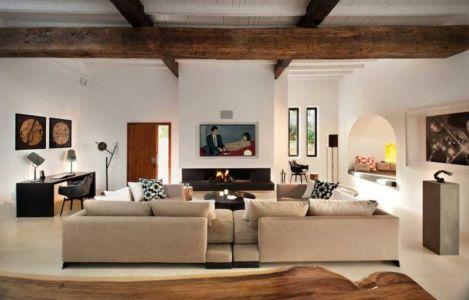 salon & bureau - Ibiza-House par TG-Studio - île-Ibiza, espagne