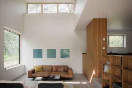 salon cuisine - Torsby III par Max Holst Arkitekt - Stockholm, Suède