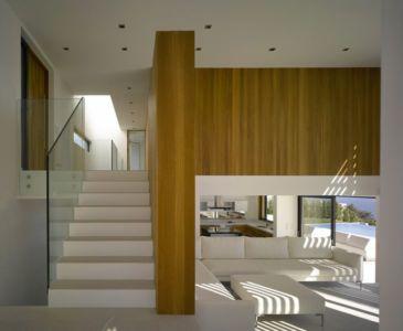 salon & cuisine - Villa-Brash par Jak Studio - Saint-Tropez, France
