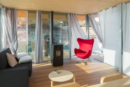 salon - floating-house par Friday - Portugal