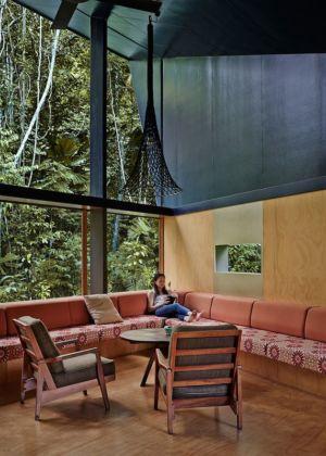 salon - house-tropical par m3architecture - Queensland - Australie