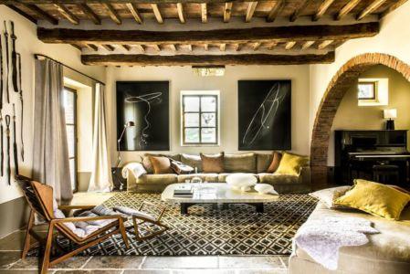 salon - mediterranean-residence par Elodie Sire - Toscane, Italie