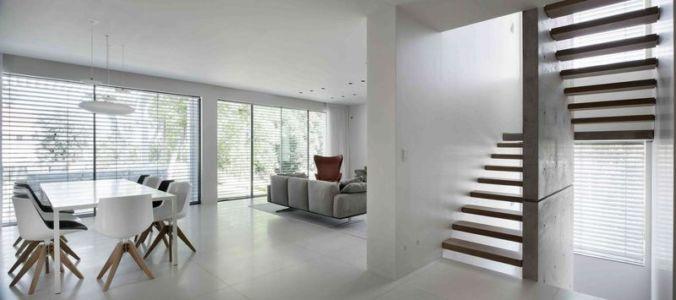 salon & séjour - Aluminum-Home par Studio-de-Lange - Kfar-Shmaryahu, Israël