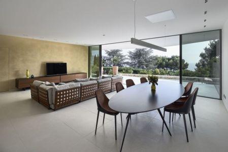 salon & séjour - Villa-La-Madone par A2cm - France