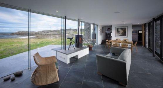 salon & séjour - White-House par WT-Architecture - Grishipoll, Ecosse