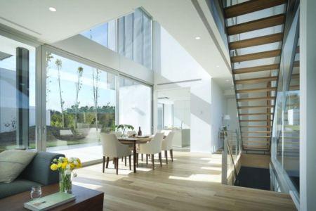 salon & séjour - Z-Balca-House par Lagula Arquitectes - Espagne