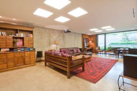 salon & séjour étage - villa-madrid par Modern Homes - Madrid, Espagne