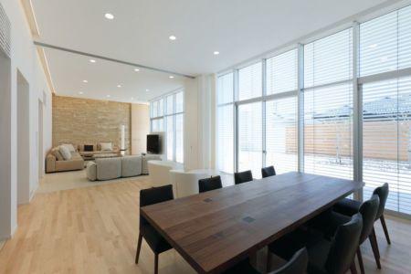 salon & séjour - YAM par ks-architects - Nagoya, Japon
