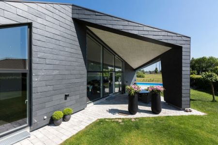 salon terrasse design - maison exclusive par Skanlux - Danemark