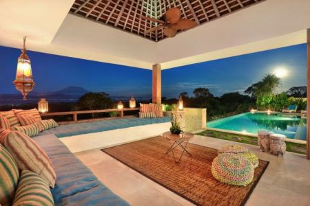 salon terrasse design & piscine - jodie-cooper-design par Jodie Cooper Design - Bali, Indonesie