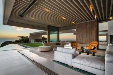 salon terrasse design - saota-le-cap par SAOTA - Cap, Afrique du Sud