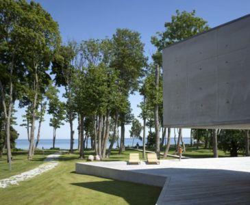 terrasse salon et panorama - villa-lokaator par kavakava - Paldiski, Estonie