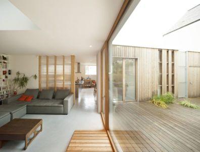 salon - vlb-maison-bbc par Detroit Architectes - Verrières-le-Buisson, France