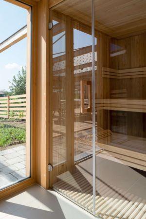 sauna 2 - Maison bois par BIRO GASPERIC - Velesovo, Slovenia