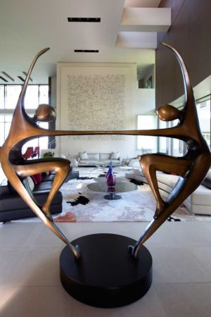 sculpture - Sands Point Residence par Narofsky Architecture - Long Island, Usa