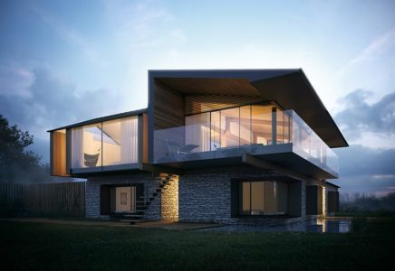 silverhouse par hyde + hyde architects - Gower peninsula, Galles du Sud