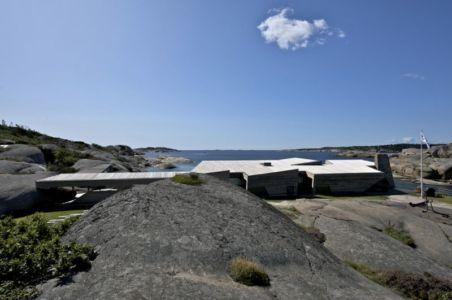 site entouré de rochers - Summer-House par JVA - Vestfold, Norvège