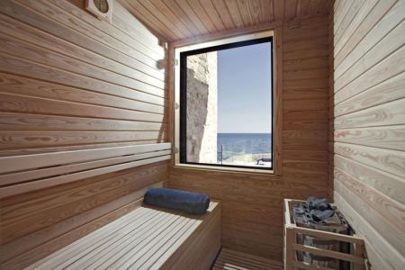 spa - House Sperone par Studio Metrocubo - Novigrad, Croatie