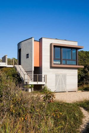 studio plage - House of Shifting Sands par Ruhl Walker Architects - Wellfleet, Usa