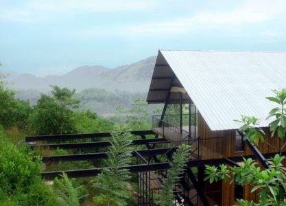tôle ondulée & terrasse - bungalow par narein-perera - Matugama, Sri Lanka