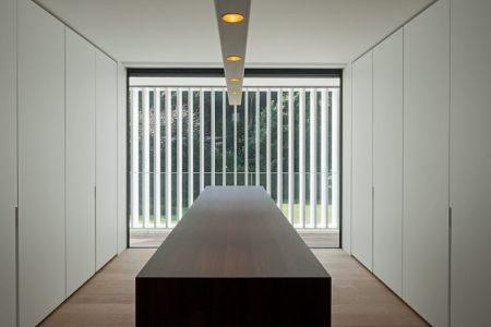 table - HS Residence par Cubyc Architects - Bruges, Belgique
