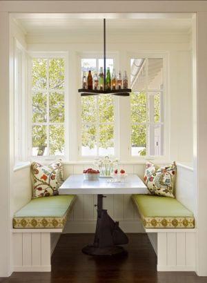table cuisine - Transitional Farmhouse Design par Total Design - Calistoga, Californie, Usa