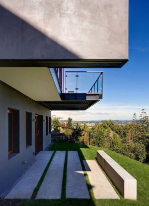 terrasse - Capitol Hill par Balance Associates Architects - Seattle, Usa