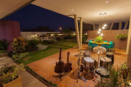 terrasse - Casa do Arquiteto par Jirau Arquitetura - Pernambuco, Brésil