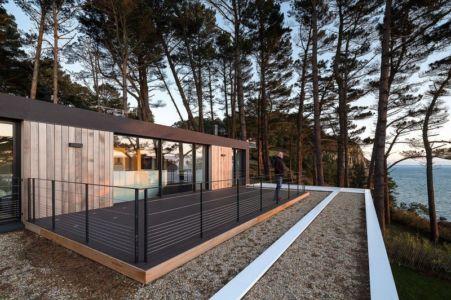terrasse Extérieur - house-crozon par Pierre-yves Le Goaziou - Crozon, France