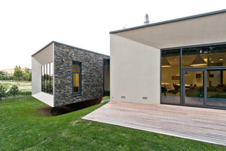 terrasse - Family House par UAB Architektu biuras - Palanga, Lituanie