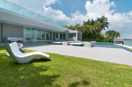 terrasse - Gross-Flasz Residence par One d+b Miami - Harbor Island, Usa