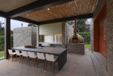 terrasse - House b2 par Jaime Ortiz de Zevallos - Pachacamac District, Pérou