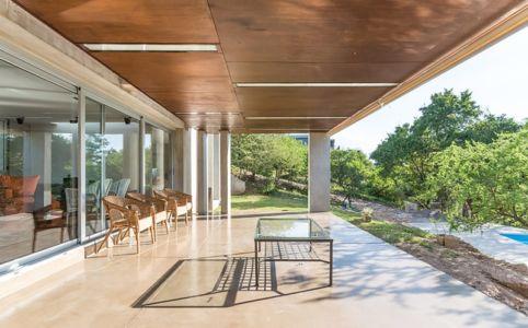 terrasse - House in Q2 par Santiago Viale - Mendiolaza, Argentine