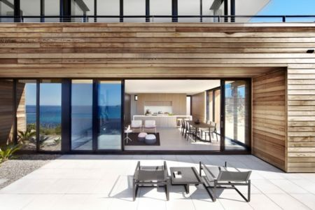 terrasse - Lamble Residence par Smart Design Studio - New South Wales, Australie
