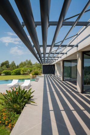 terrasse - Maison A3 par Vincent Coste - Toulon, France