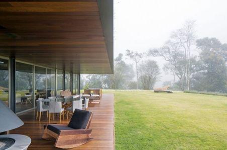 terrasse - Résidense JG by MPG-Arquitectura, Rio de Janeiro, Brésil