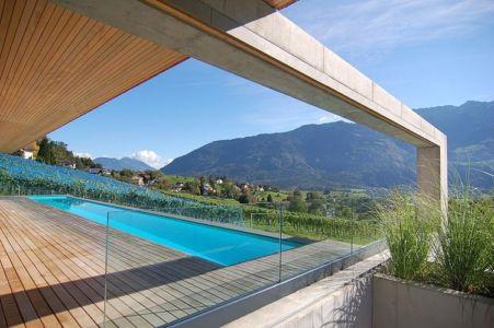 terrasse - Schaan Residence par K_M Architektur - Liechtenstein