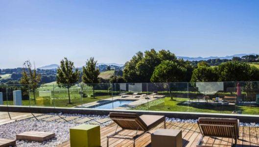 terrasse - Villa Horizon - Arbonne - France