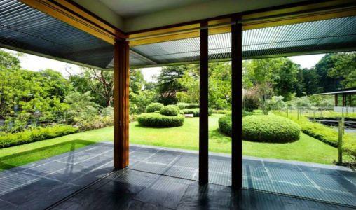 terrasse - Water Lily House par Guz Architects - Singapour