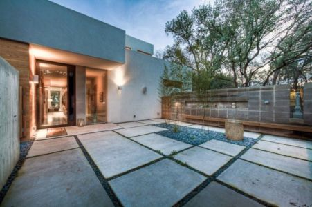 terrasse étage - City View Residence par Dick Clark Architecture - Austin, Usa