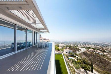 terrasse balcon - Prodromos and Desi Residence par VARDAstudio - Paphos, Chypre